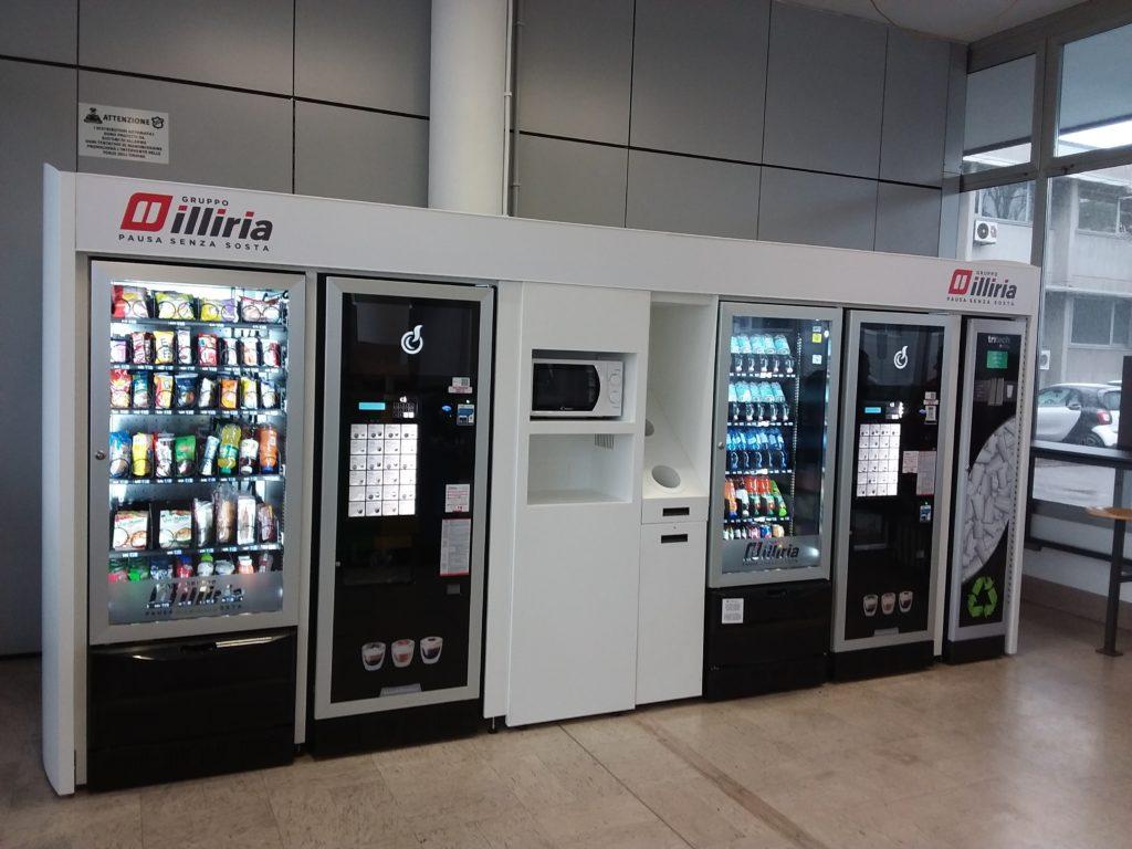 Sdag nuovi distributori automatici